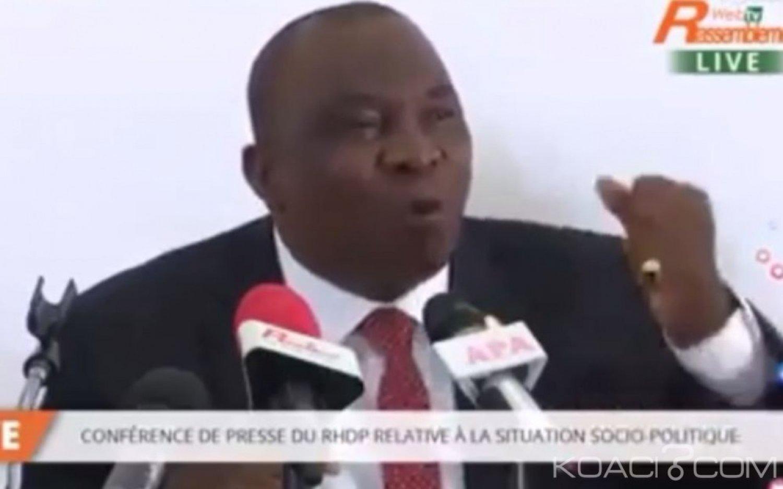 Côte d'Ivoire: 2020, Adjoumani confirme l'enrôlement des étrangers sur la liste électorale pour le compte du RHDP