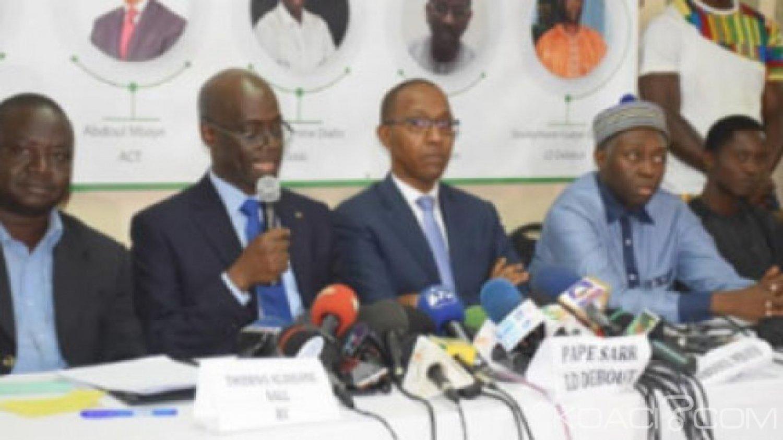 Sénégal : Scandale dans le petrole,  des organisations vont poursuivre Macky Sall pour « haute trahison »