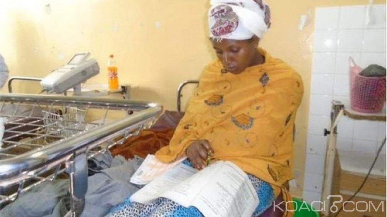 Ethiopie: Elle passe ses examens 30 mn seulement après avoir donné naissance à son bébé