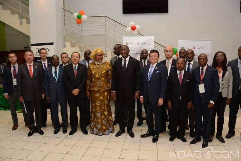 Côte d'Ivoire : En prélude à la TICAD 7, le secteur privé japonais et ivoirien planchent sur la qualité des infrastructures en Afrique
