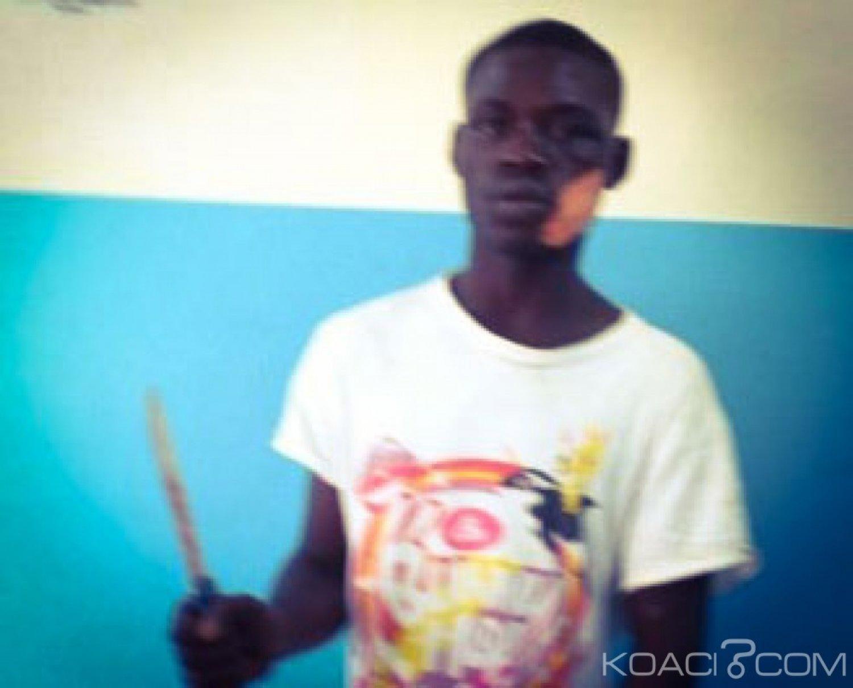 Côte d'Ivoire:  Surpris en train d'agresser une dame à Abobo