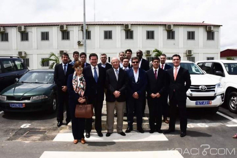 Côte d'Ivoire : En visite d'Etat à Abidjan, le Président portugais visitera l'hôpital mère-enfants de Bingerville et le Centre de Transfert et de groupage des ordures