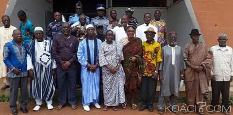 Côte d'Ivoire : Sous l'initiative d'un chef canton, les conflits inter-ethnique «enterrés» dans le Gbêkê
