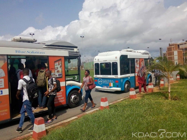 Côte d'Ivoire: Bluebus, Bolloré fait le bilan, plus de 6 000 000 d'étudiants transportés en 5 ans sur le campus de l'Université de Cocody