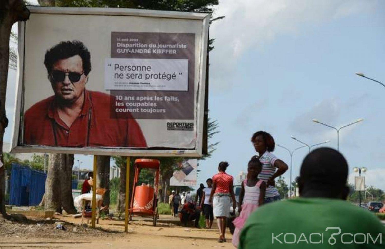 Côte d'Ivoire : Affaire Kieffer, de nouvelles commissions rogatoires seront lancées par la justice française