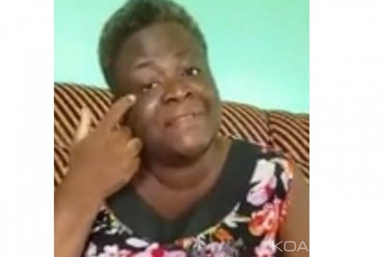 Togo : Vanessa Worou demande pardon à King Mensah et appelle pour sa guérison
