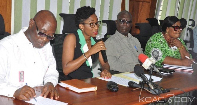 Côte d'Ivoire : La Directrice de communication du PDCI s'étonne du communiqué  de l'ANP deux mois après les évènements de Yamoussoukro