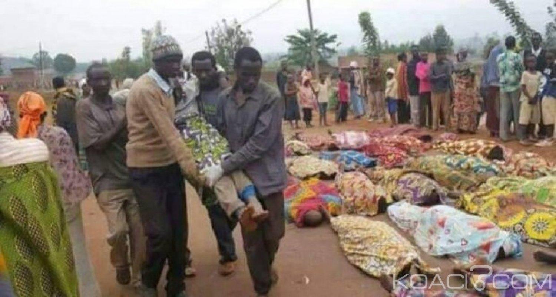 RDC: Au moins 50 morts  en trois jours dans des violences communautaires en Ituri