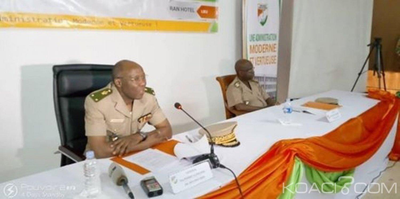 Côte d'Ivoire :  Douanes, le DG sensibilise ses collaborateurs au code de déontologie et les invite à s'éloigner des actes 'déviants et indélicats'