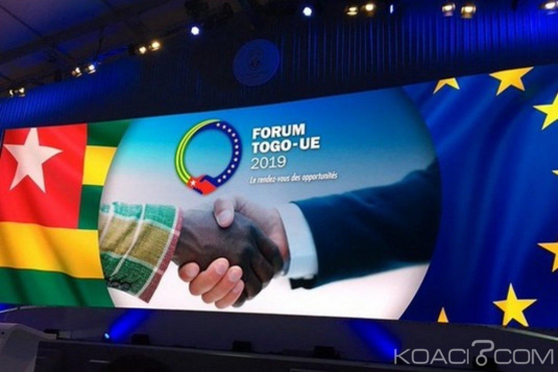 Togo : Forum Togo-UE, traduire les opportunités en contrats et en projets