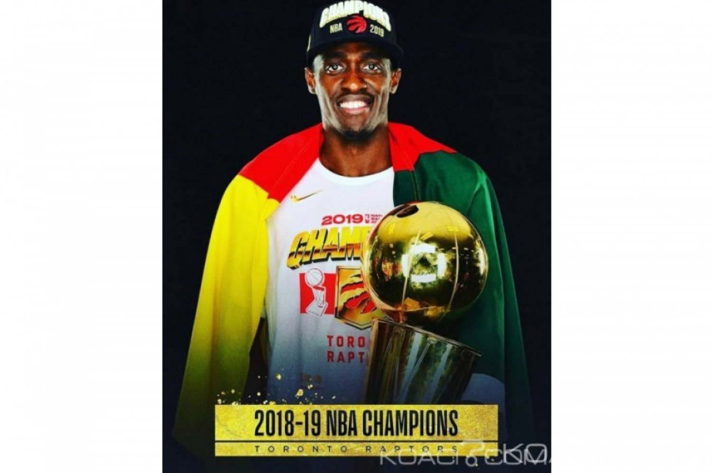 Cameroun : NBA finals 2019, sacre historique du camerounais Pascal Siakam avec les Toronto-Raptors