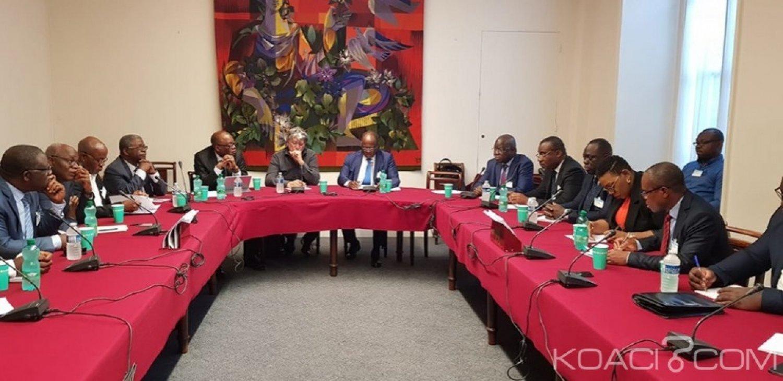 Côte d'Ivoire : EDS plaide auprès de la «France Insoumise» le retour de Gbagbo, Blé, des exilés au pays et la libération des prisonniers militaires