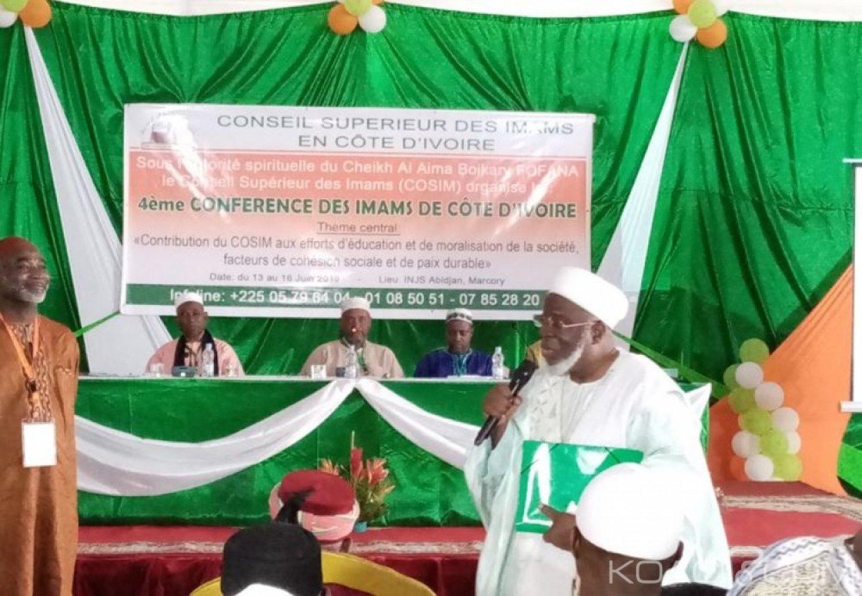 Côte d'Ivoire : Religion,  le Cosim  change  de dénomination toutefois le sigle reste inchangé