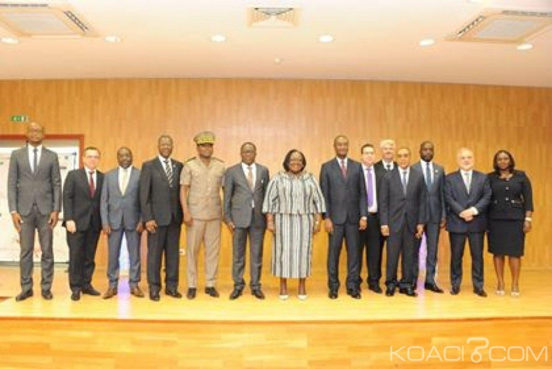 Côte d'Ivoire : 585,63 milliards de FCFA attendus pour la réalisation de la 1ere tranche du SDAD, les bailleurs de fonds s'engagent à décaisser 738 milliards de FCFA