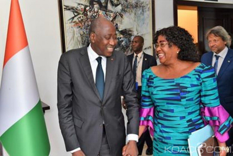 Côte d'Ivoire : Réforme de la CEI, le Gouvernement informe le corps diplomatique sur les étapes des discussions avec l'opposition