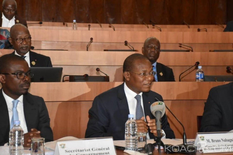 Côte d'Ivoire : Logements sociaux, Bruno Nabagné rassure les acquéreurs que d'ici à octobre leurs logements seront habitables