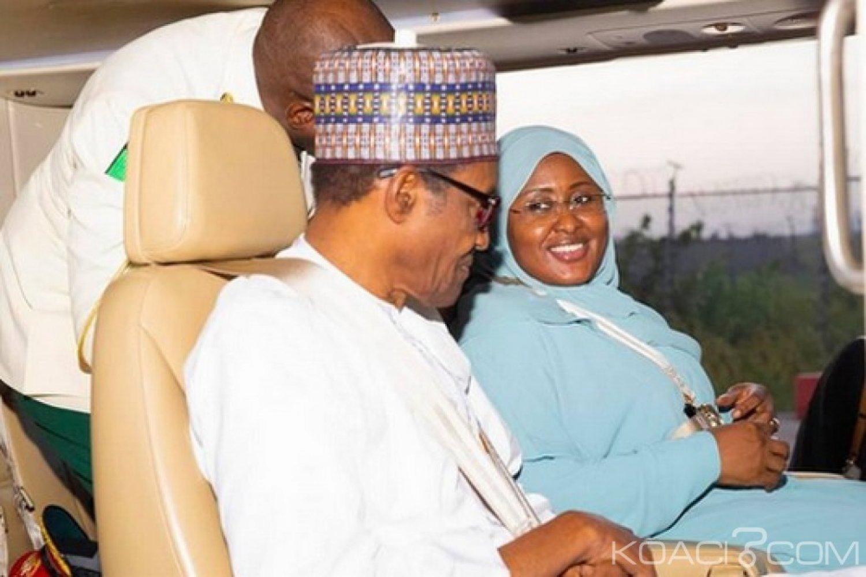 Nigeria : Aisha Buhari passe de «Epouse du Président» à «Première dame»