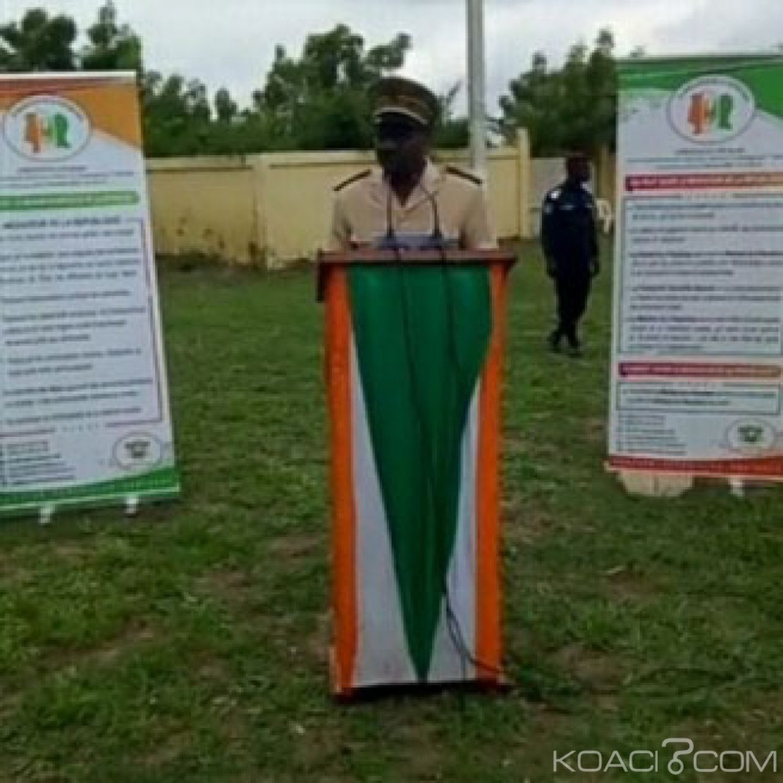 Côte d'Ivoire : À Béoumi devant Adama Toungara,   le préfet Djedj Mel révèle « 2 personnes n'ont pas encore été retrouvées »