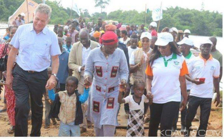 Côte d'Ivoire : Plus d'une centaine d'ivoiriens refugiés au Liberia depuis 2010 ont regagné  le pays