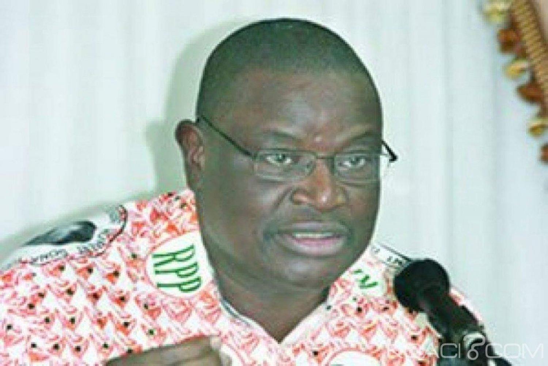 Côte d'Ivoire : Déclaration de Bédié, le RPP s'étonne de la polémique incendiaire et des émotions qui en découlent