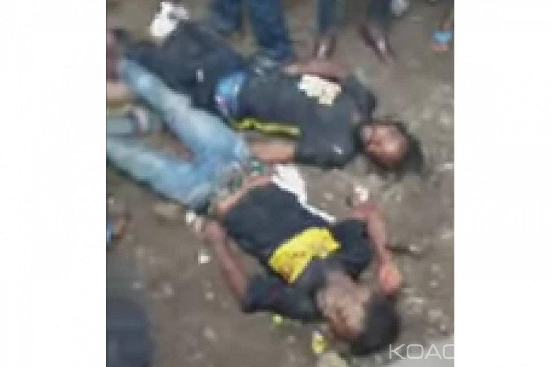 Côte d'Ivoire: Des gendarmes attaqués près d'une brigade à Yopougon, 02 morts