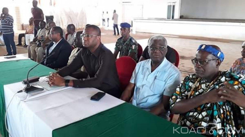 Côte d'Ivoire : À Bouaké pour prévenir les conflits inter-communautaires, Sidi Touré sermonné par un chef qui réclame Amadou Koné
