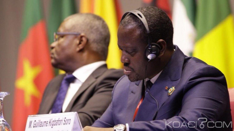 Côte d'Ivoire : 27ème Assemblée régionale Afrique, l'Assemblée nationale affirme que Guillaume Soro a été éconduit par les services de la police marocaine en raison de son inconduite