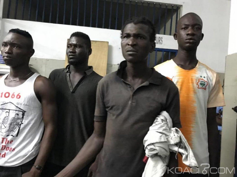 Côte d'Ivoire : A Adjamé, quatre individus réclamant des droits de sol interpellés