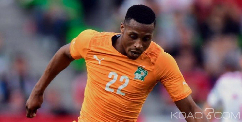 Côte d'Ivoire : Après la défaite en amical contre l'Ouganda (0-1) , Kodjia « Cette défaite va nous permettre de nous  remettre en question »