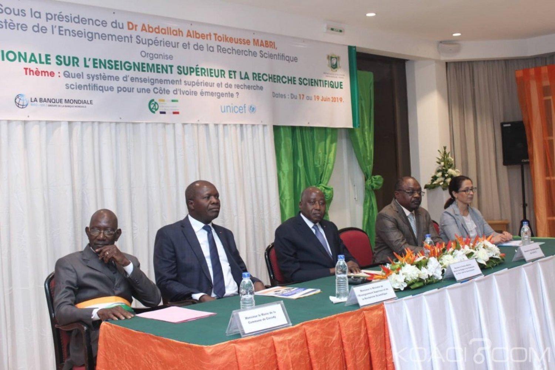 Côte d'Ivoire : Gon annonce que la carte universitaire du pays sera portée à 12 universités publiques au plus tard à l'horizon 2025