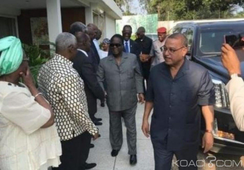 Côte d'Ivoire : De retour à Abidjan lundi, Bédié à ses militants «Il faut maintenir le cap et ne là¢chez point»