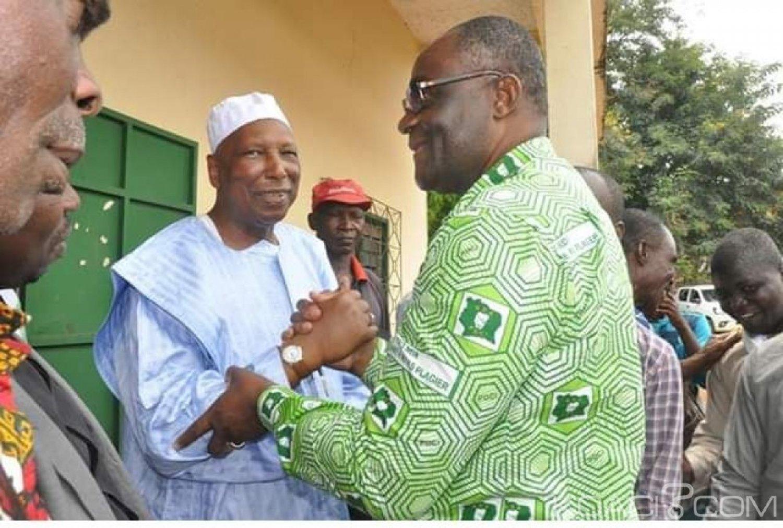 Côte d'Ivoire : Depuis la Région du Gôh, Guikahué révèle « Le FPI et le PDCI travaillent ensemble »