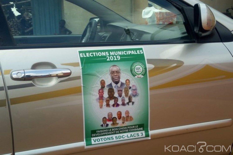 Togo : Elections locales, loi des finances, 450 millions pour financer la campagne