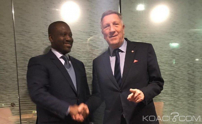 Côte d'Ivoire : APF, Soro charge Amadou Soumahoro «quelle monstruosité, à l'étranger nous devons être capables de dominer notre haine viscérale»