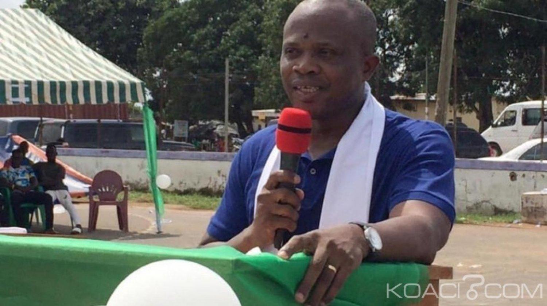 Côte d'Ivoire : Depuis Bouaflé, un député RDR «il faut suivre Bédié, nous allons demander à l'opposition de faire bloc pour reprendre la liste électorale »