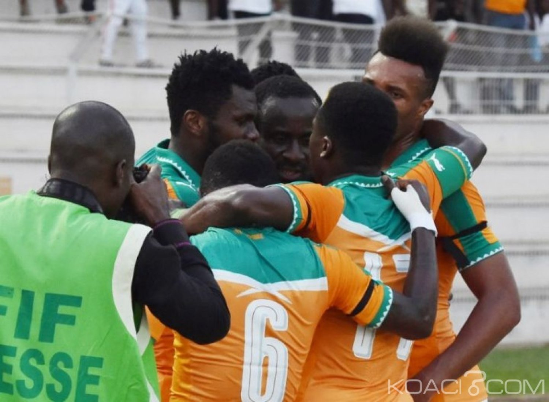 Côte d'Ivoire : CAN 2019, les éléphants face à la Zambie mercredi pour leur dernier match de préparation