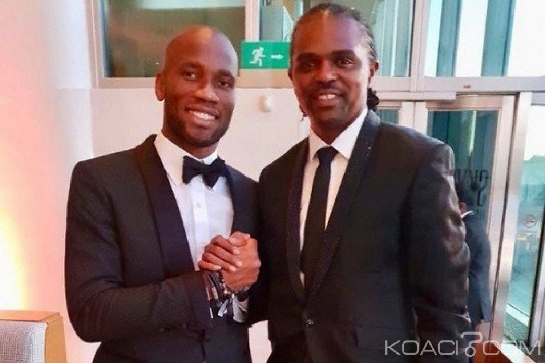 Nigeria Côte-d'Ivoire : Kanu, Drogba et 5 autres légendes désignés ambassadeurs de la CAN 2019