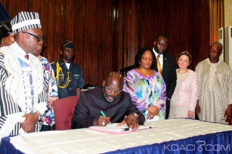 Liberia : Mis à jour du gouvernement, Charles Sirleaf remplacé à la CBL