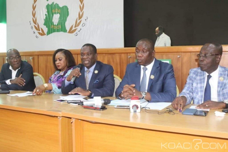 Côte d'Ivoire: Les députés de la section ivoirienne de l'APF soutiennent Guillaume Soro et menacent
