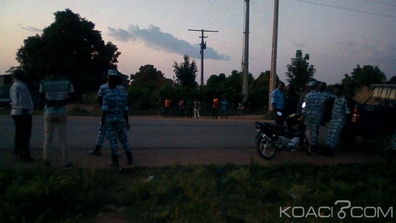 Côte d'Ivoire: Bouaké, suite à une opération de démantèlement,  des guetteurs et dealers interpellés par la police