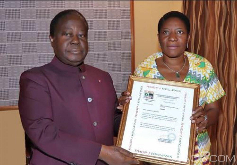 Côte d'Ivoire : Des partis politiques avec à leur tête Henriette Lagou dénoncent les propos tenus par Bédié à l'encontre des orpailleurs clandestins