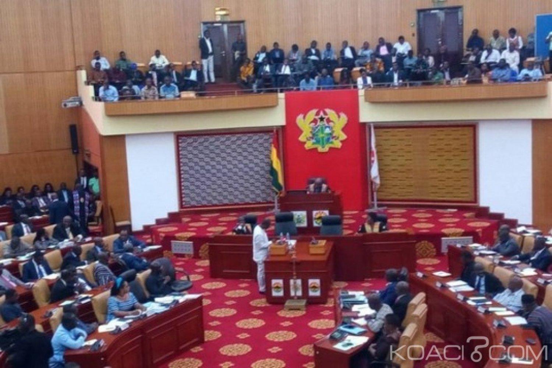 Ghana : Kidnapping et suspicions, le parlement exhorte la presse après les inquiétudes du Nigeria