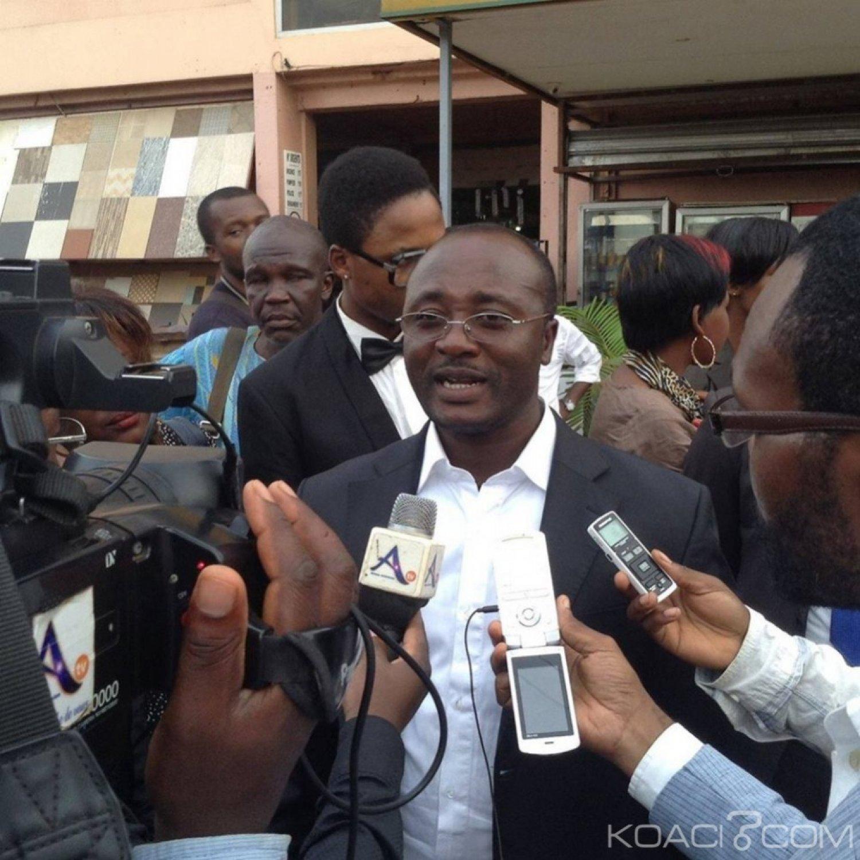 Côte d'Ivoire : Crise à l'APF, des jeunes volontaires francophones du Cameroun apportent leur soutien à Soro
