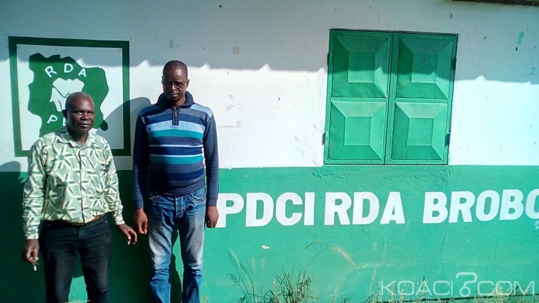 Côte d'Ivoire : Après la déclaration de Guikahué,  le FPI Brobo OK pour verrouiller le Ahaly avec le PDCI