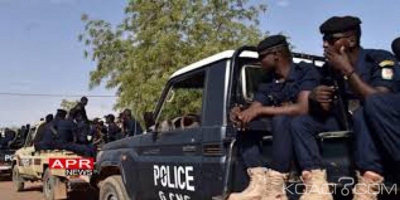 Niger:  Un poste de police visé par  une attaque près de Niamey, deux morts et 4 blessés