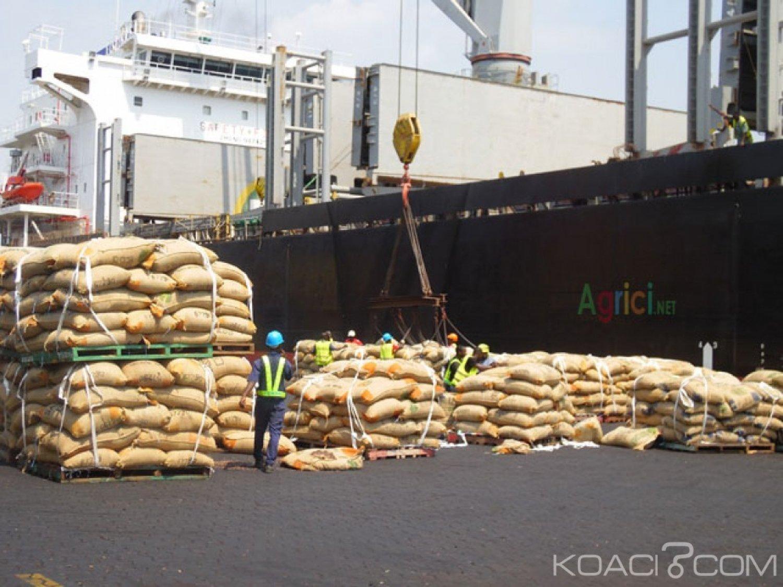 Côte d'Ivoire : La balance commerciale excédentaire, malgré une baisse en valeur des exportations nationales de 10%