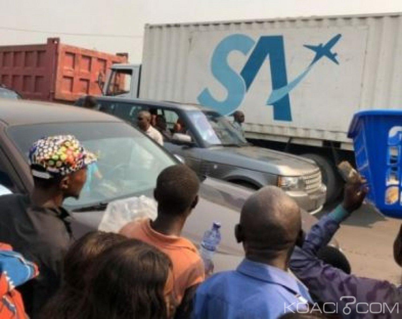 RDC: Joseph Kabila coincé dans un embouteillage monstre à Kinshasa