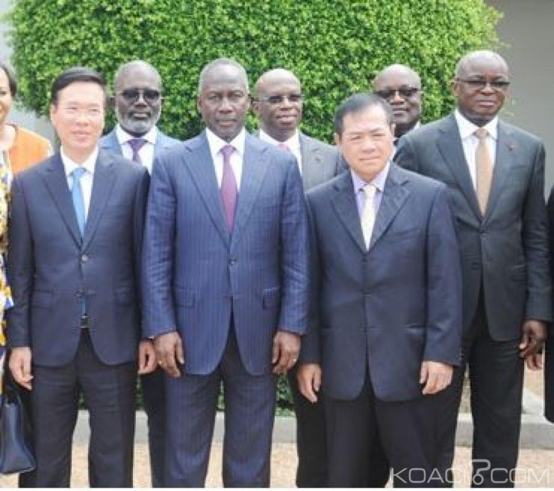 Côte d'Ivoire : Le parti communiste Vietnamien s'allie avec le RHDP à Abidjan