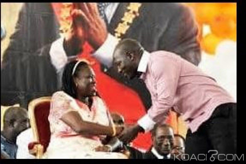 Côte d'Ivoire: 70 ans de Simone Gbagbo, Blé Goudé « Avec toi nous marcherons toujours débout »