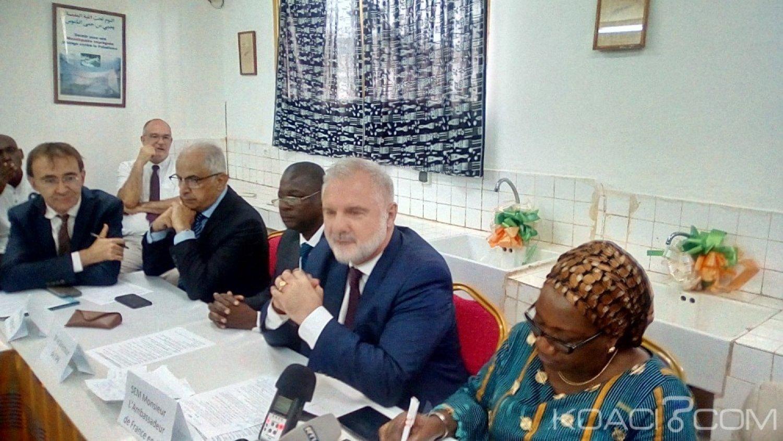 Côte d'Ivoire-France: En visite à l'IPR de Bouaké   Gilles Huberson déclare, « votre centre n'est pas Ivoirien, il est international »